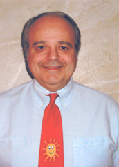 Pediatric dentist Dr. Frank Pace